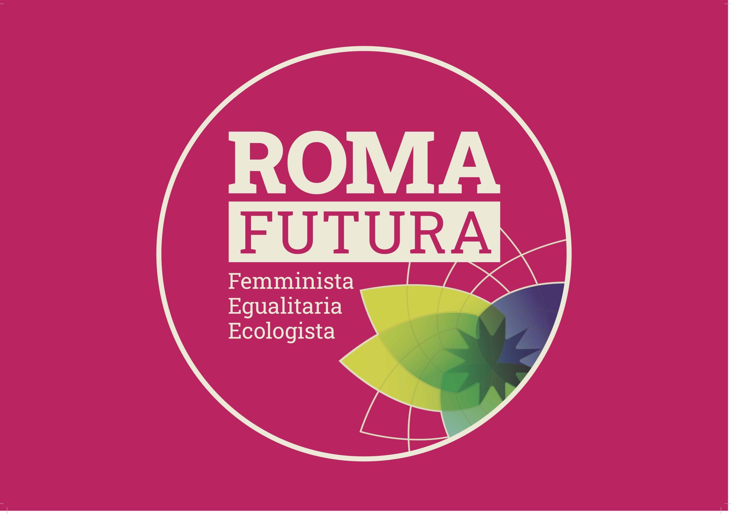 Bandiera Roma Futura