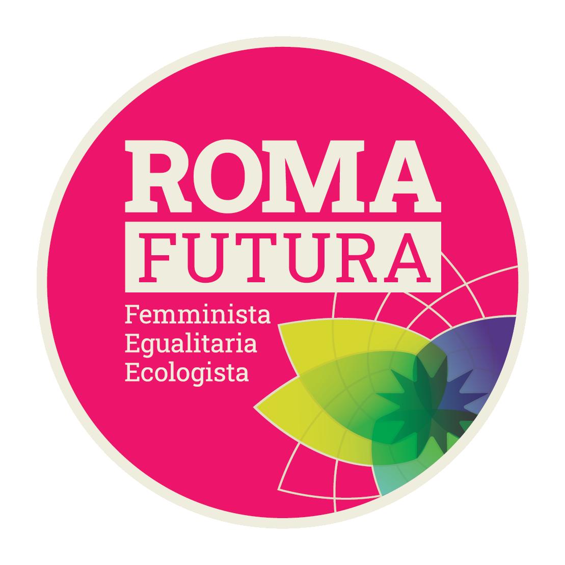 logo Roma Futura contornato